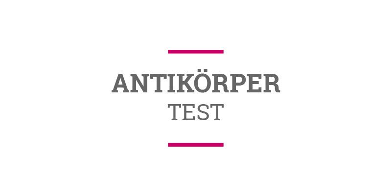 Antikörper Test