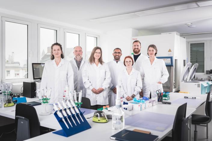 IOZK Team - Diagnostiklabor